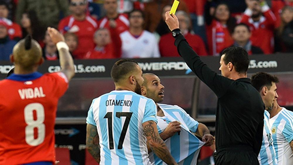 Argentina gặp trọng tài 'khắc tinh' ở tứ kết Copa America